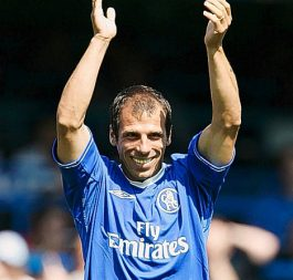 Zola the great chelsea player